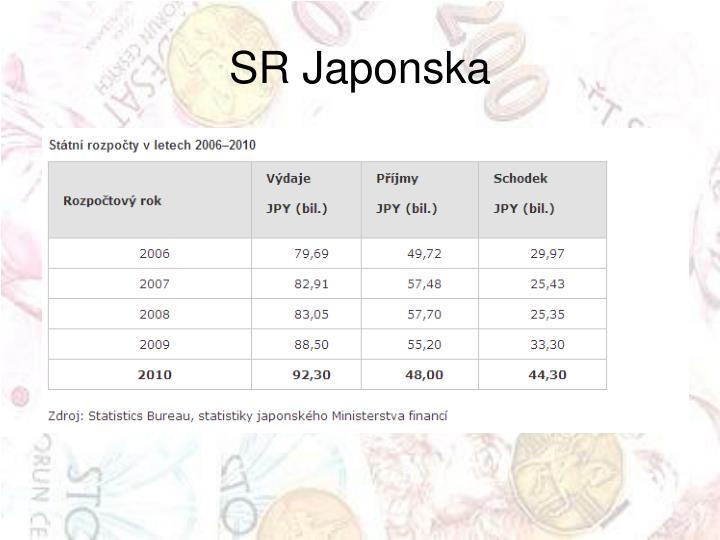 SR Japonska