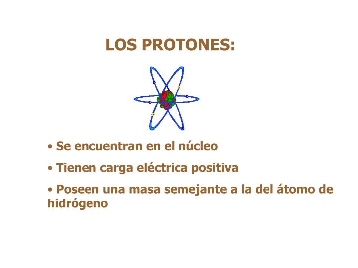 LOS PROTONES: