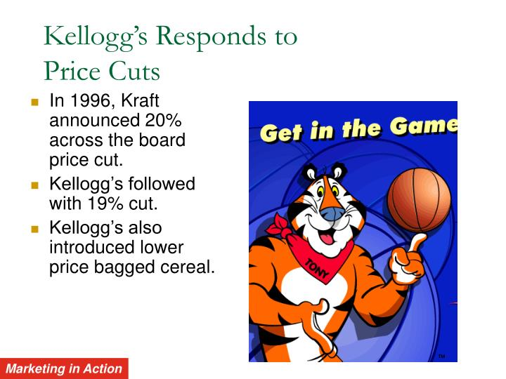 Kellogg's Responds to