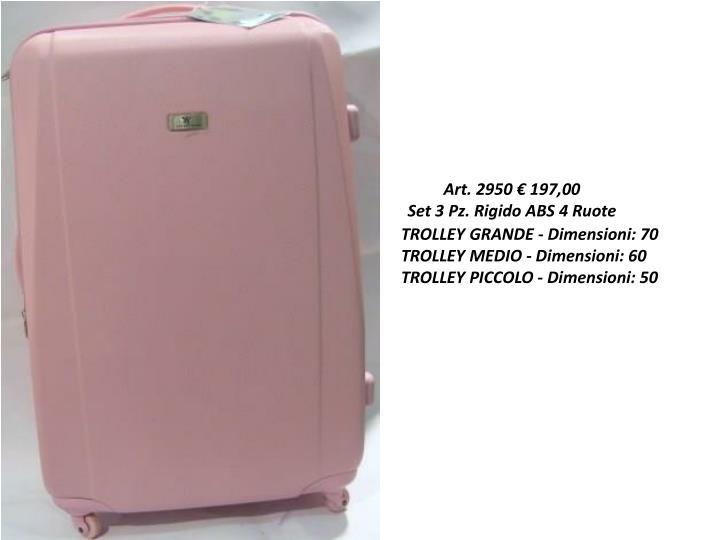 Art. 2950 € 197,00