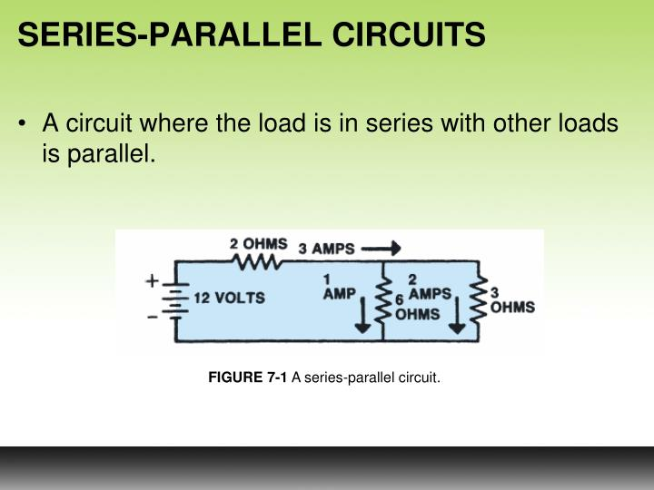 Series parallel circuits1
