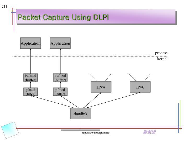 Packet Capture Using DLPI