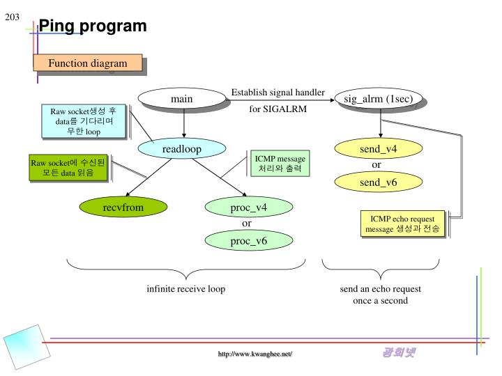 Ping program