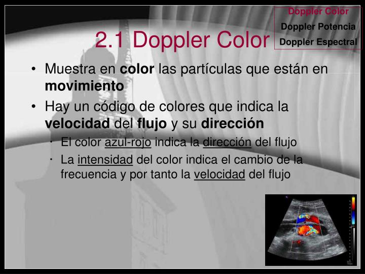 Doppler Color