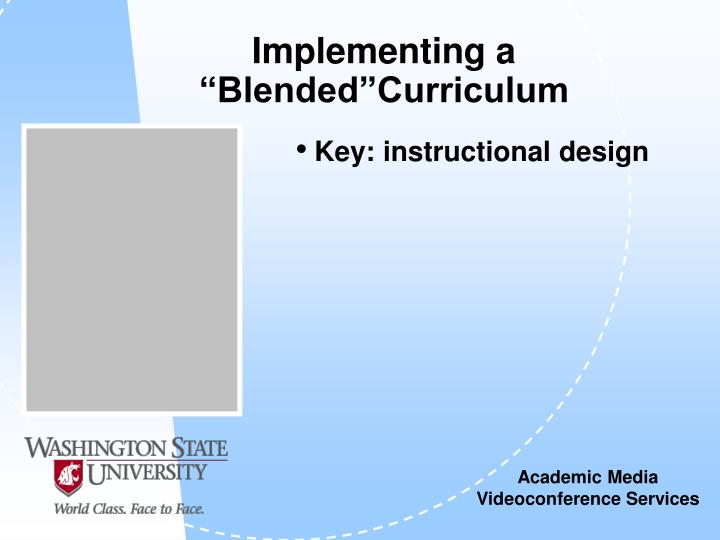 Key: instructional design