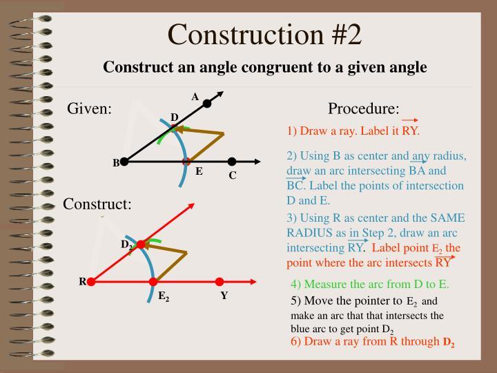 Construction #2