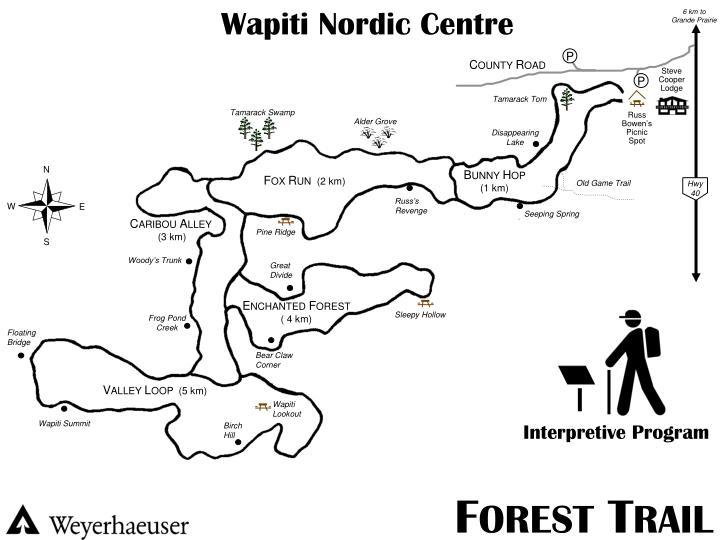 Wapiti Nordic Centre