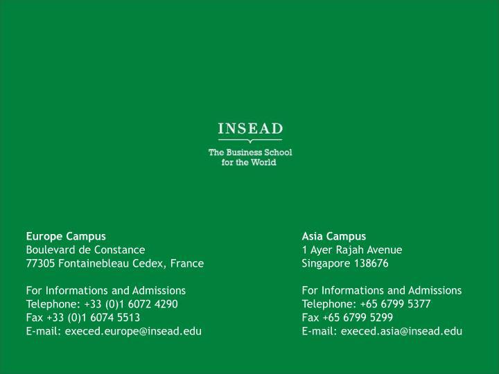 Asia Campus