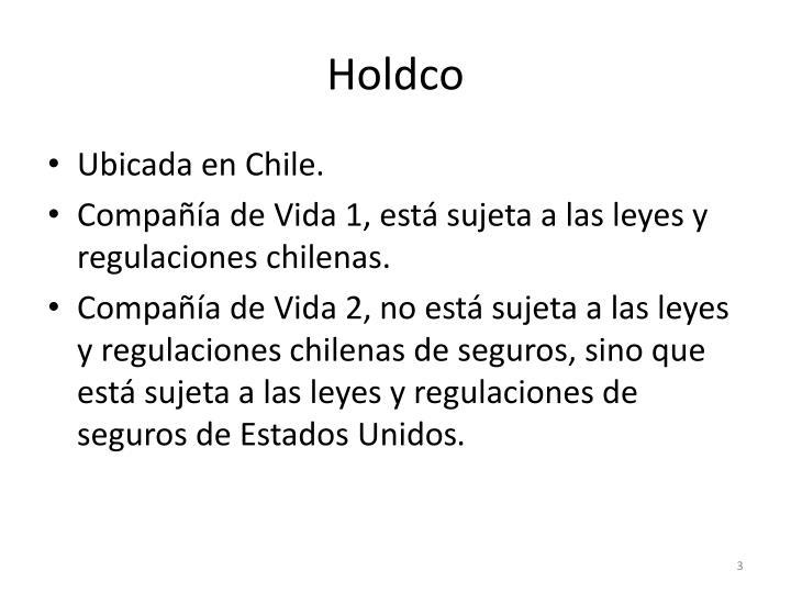Holdco
