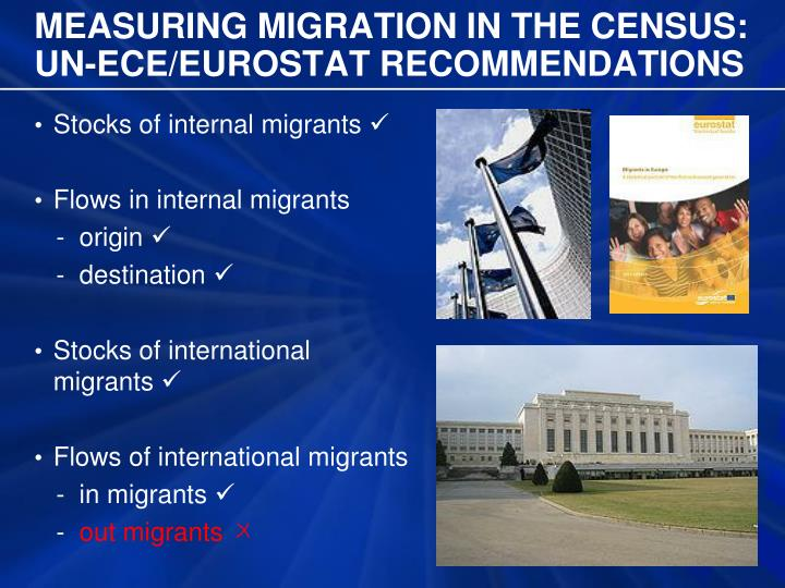 MEASURING MIGRATION IN THE CENSUS: