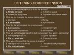 listening comprehension4