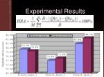 experimental results3