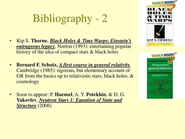 Bibliography - 2