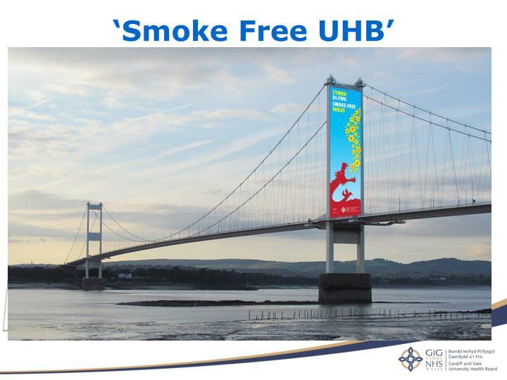 'Smoke Free UHB'