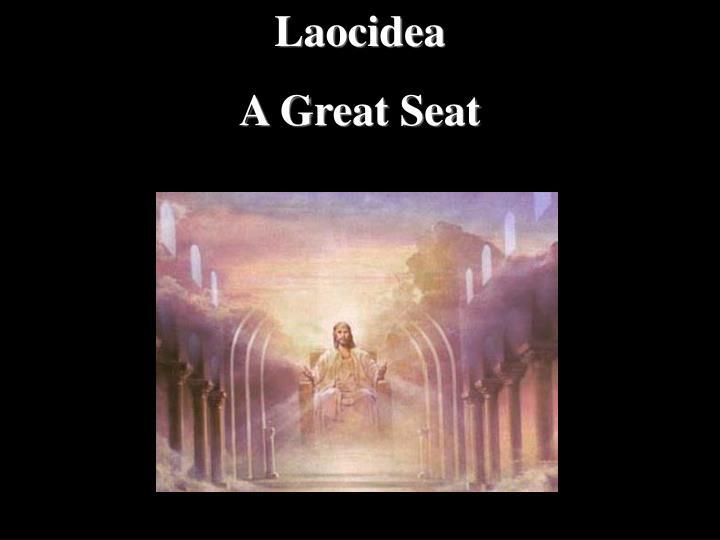 Laocidea