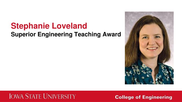 Stephanie Loveland