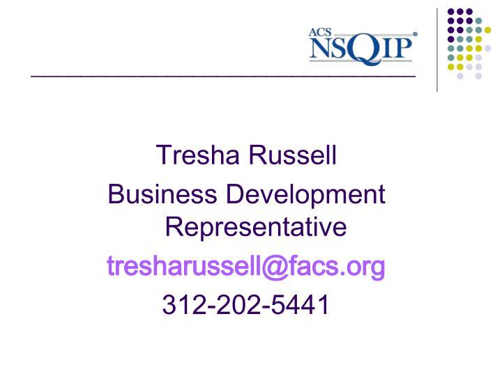 Tresha Russell