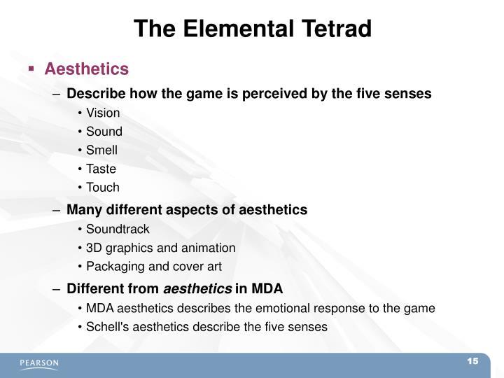 The Elemental Tetrad