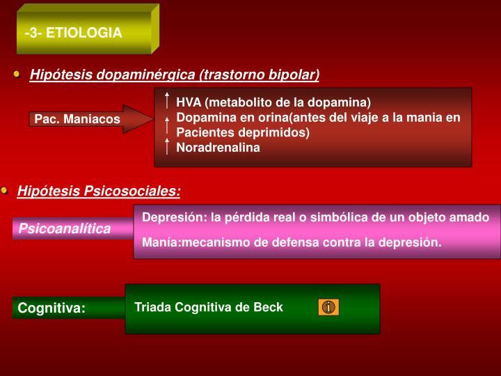 -3- ETIOLOGIA