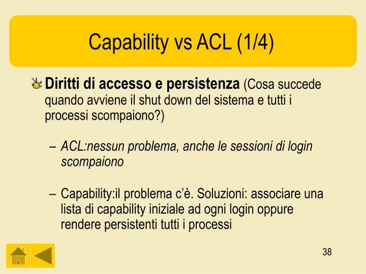 Capability vs ACL (1/4)