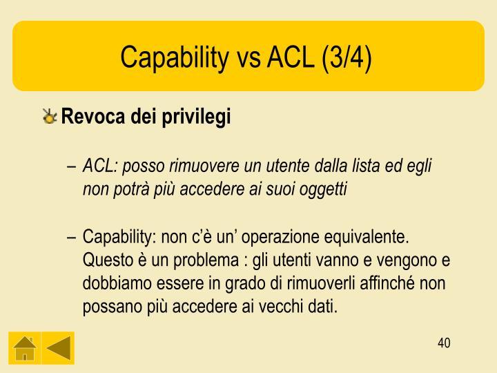 Capability vs ACL (3/4)