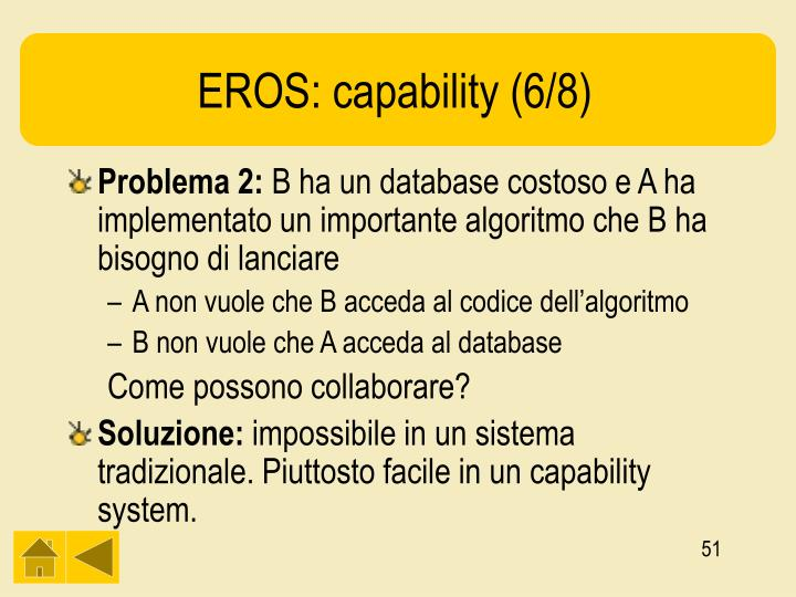 EROS: capability (6/8)