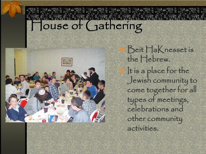 House of Gathering