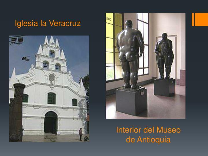 Iglesia la Veracruz