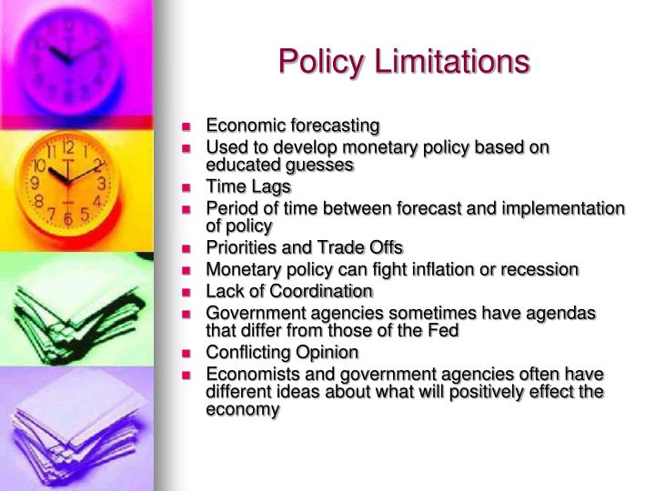 Policy Limitations