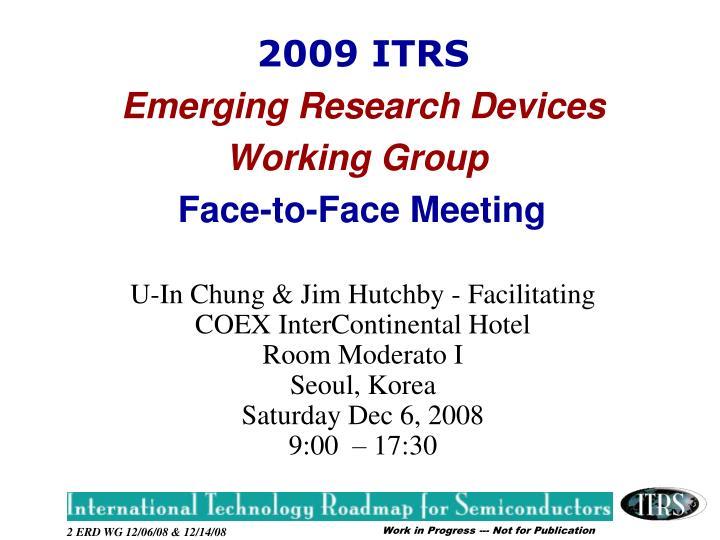 2009 ITRS