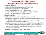 feedback on 2007 erd chapter emerging research logic devices 1 3