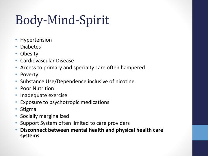 Body-Mind-Spirit