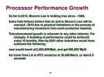processor performance growth1
