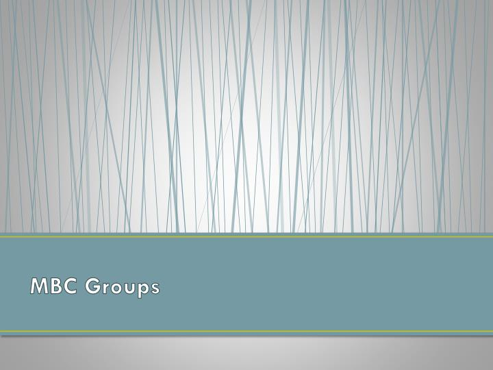 MBC Groups