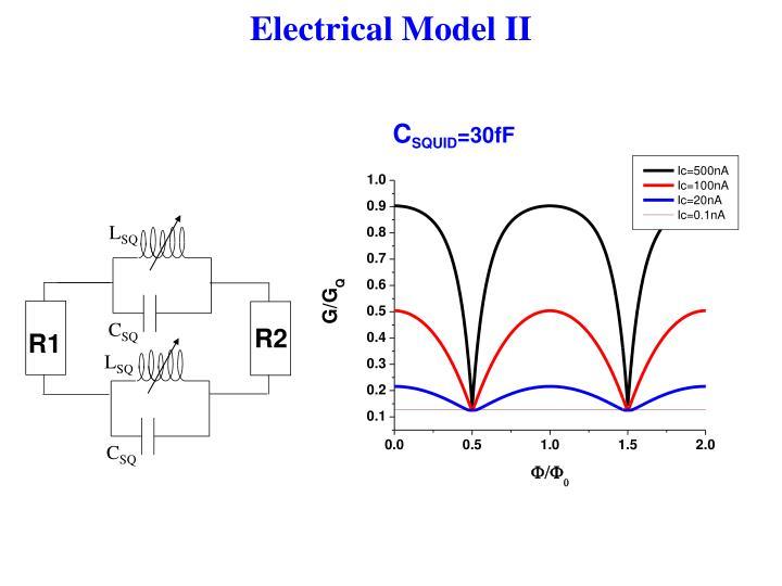 Electrical Model II