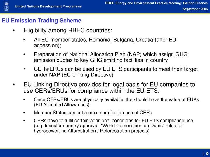 EU Emission Trading Scheme