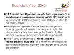 uganda s vision 2040