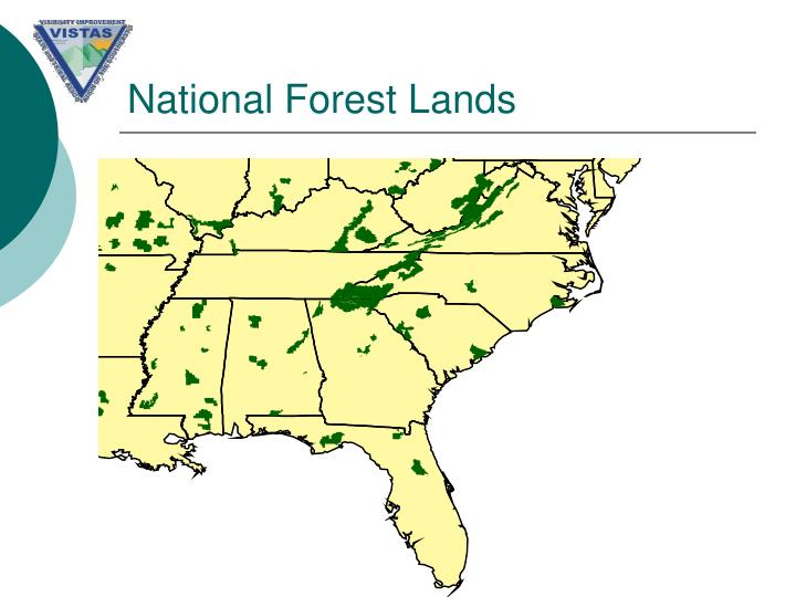 National Forest Lands