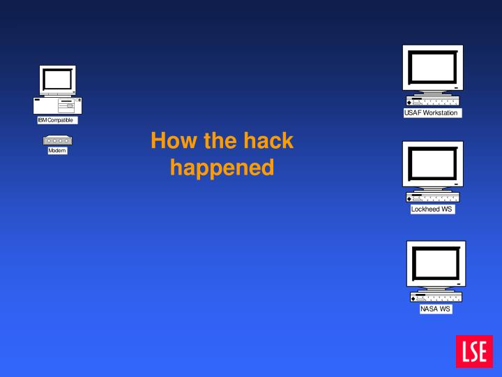 How the hack