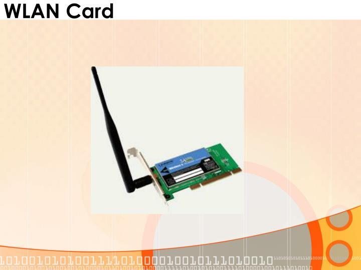 WLAN Card