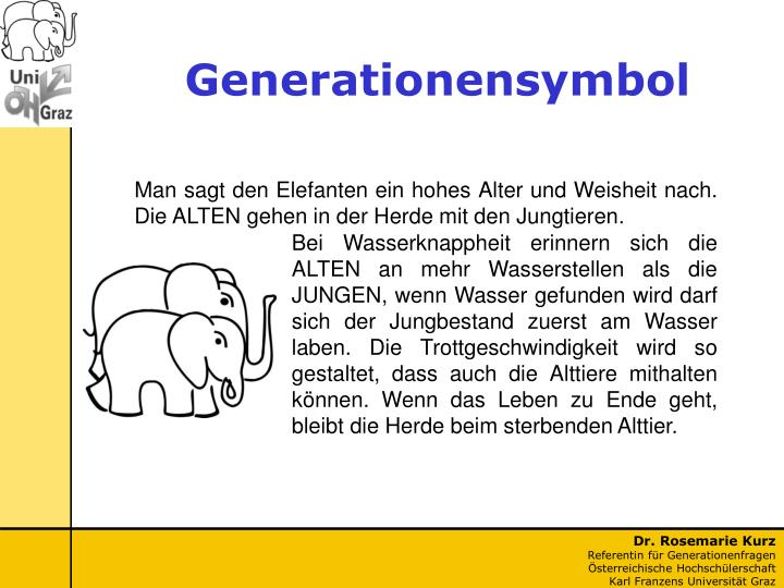 Generationensymbol