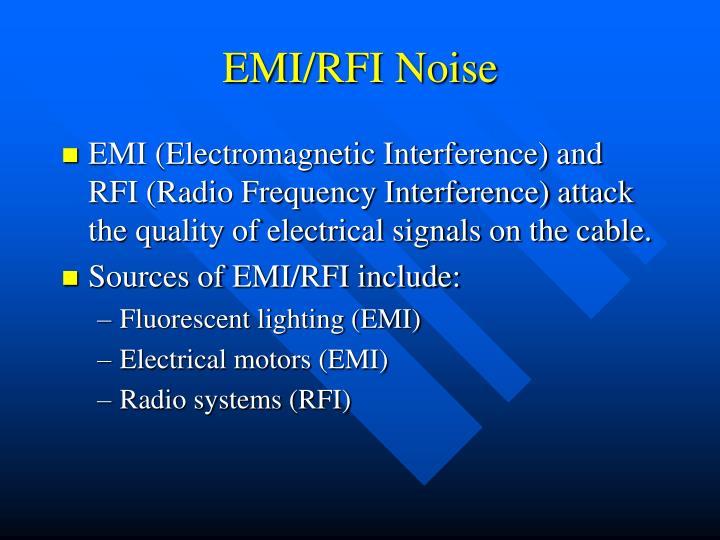 EMI/RFI Noise