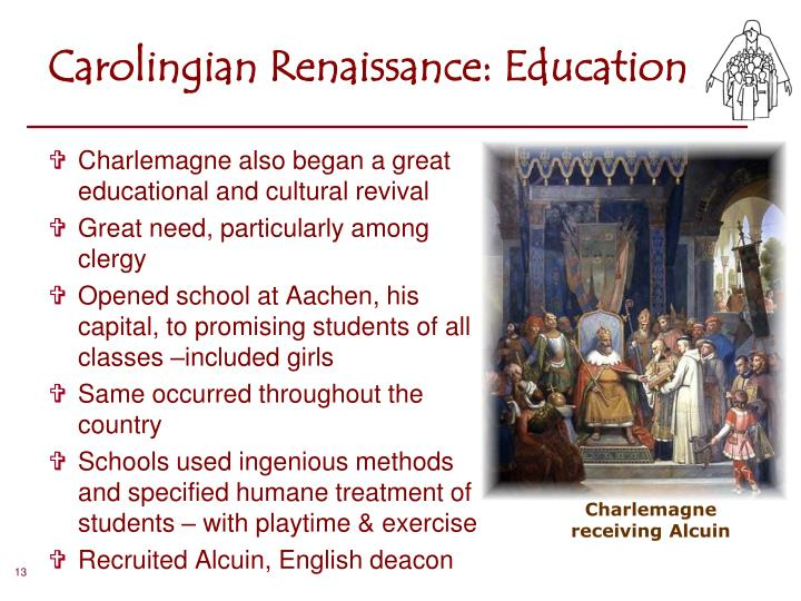 Carolingian Renaissance: Education