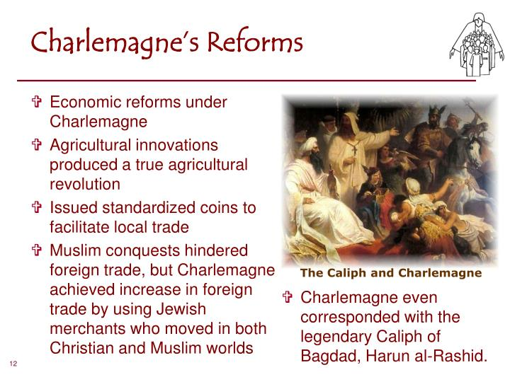 Charlemagne's Reforms