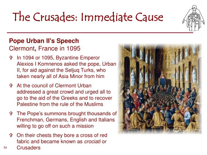 Pope Urban II's Speech