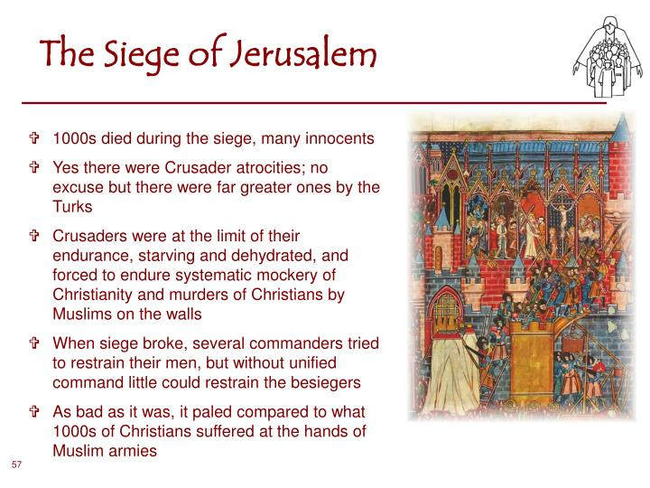 The Siege of Jerusalem