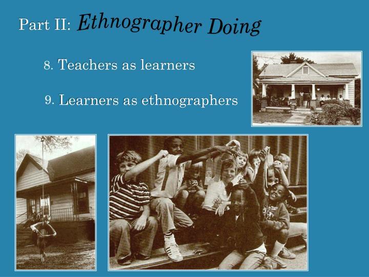 Ethnographer