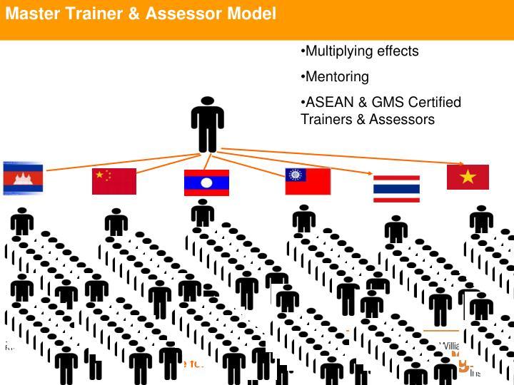 Master Trainer & Assessor Model