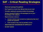 sat critical reading strategies1