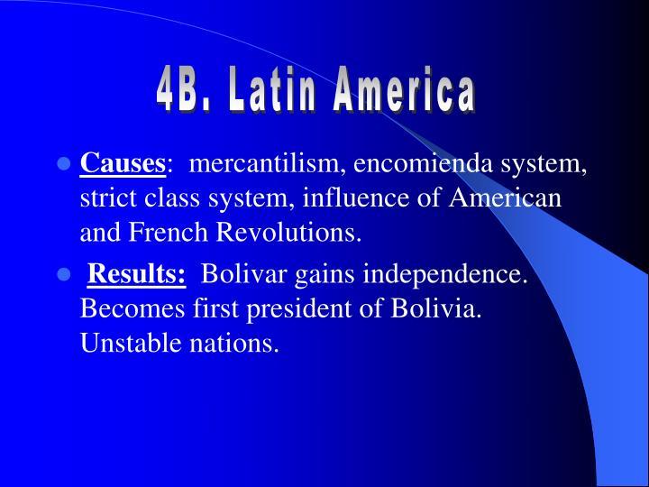 4B. Latin America